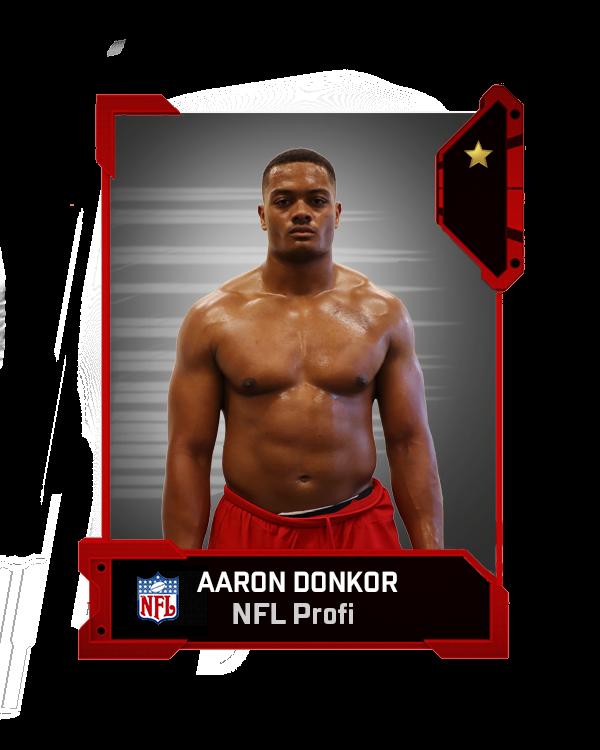 Aaron Donkor NFL
