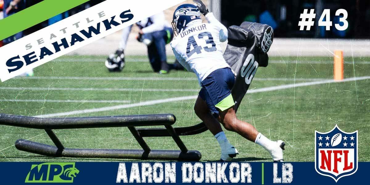 Aaron Donkor Seattle Seahawks