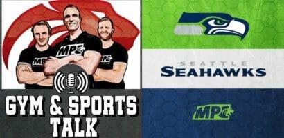 Go Seahawks! Aaron Donkor